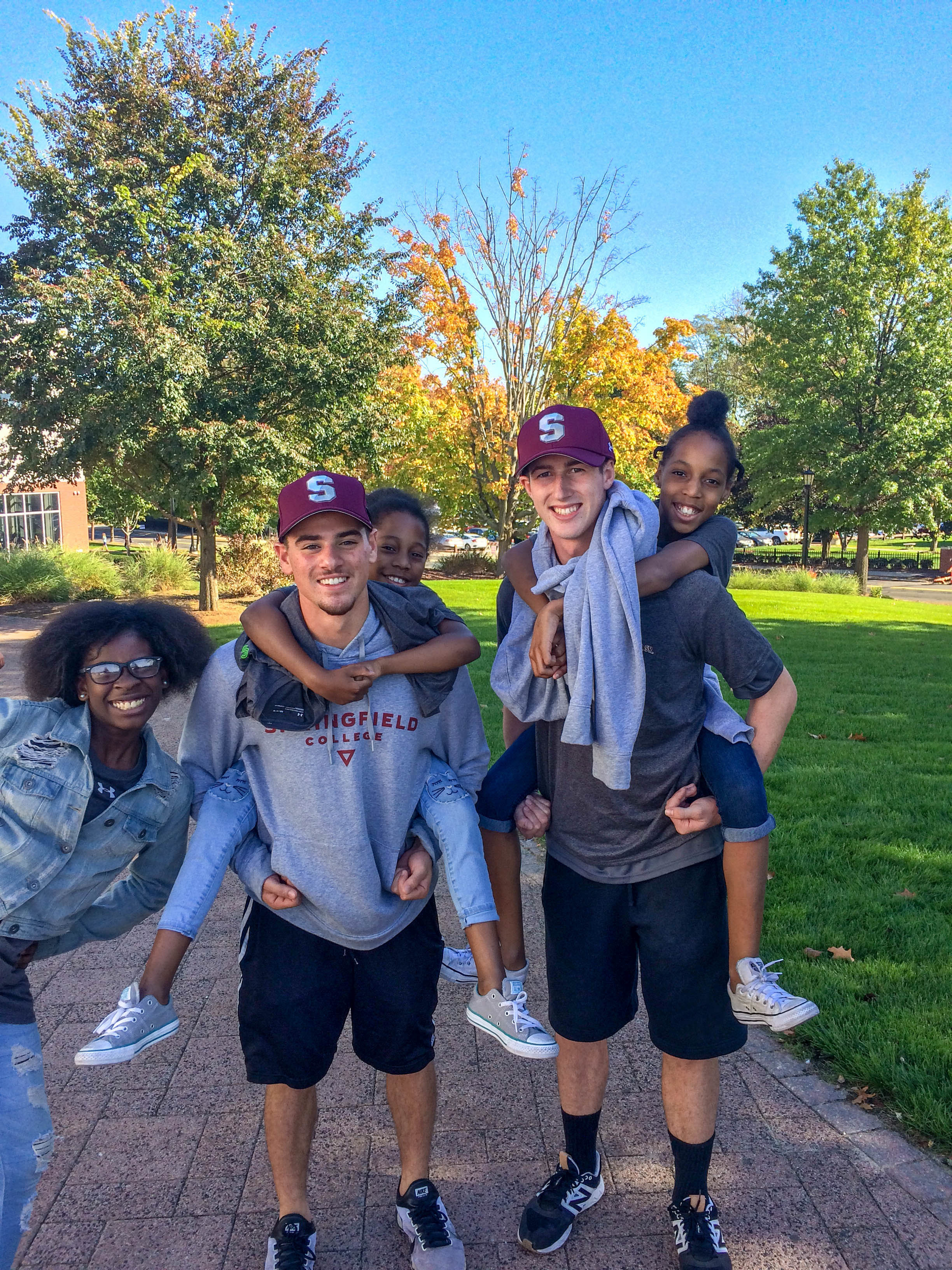 College Day Experience at Springfield College