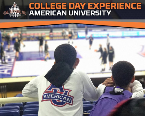 College Day Experience at American University