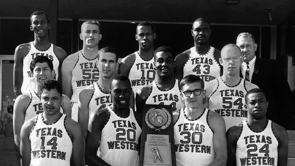 Texas Western 1965-1966 Basketball Team