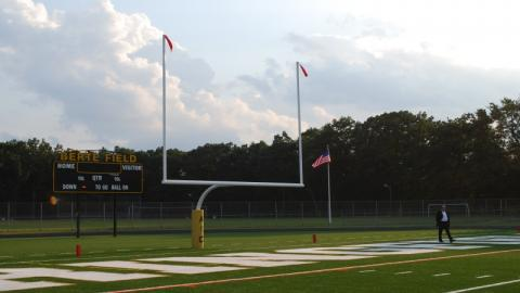 Springfield Central High School Field