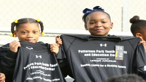 Patterson Park Youth Sports Center Powered by Under Armour