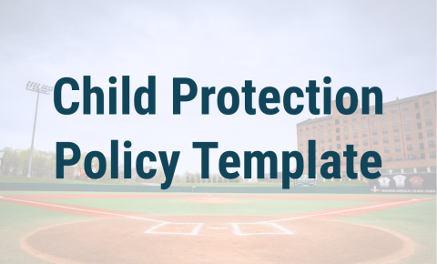 Child Protection Policy Template Header