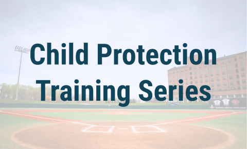 Child Protection Training Series Header