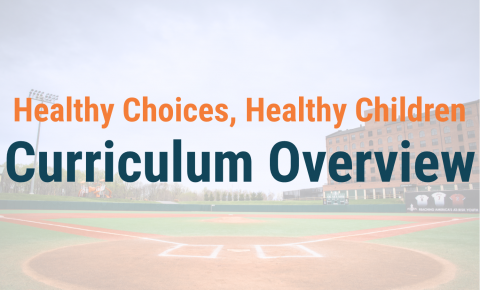 Healthy Choices, Healthy Children Curriculum Overview