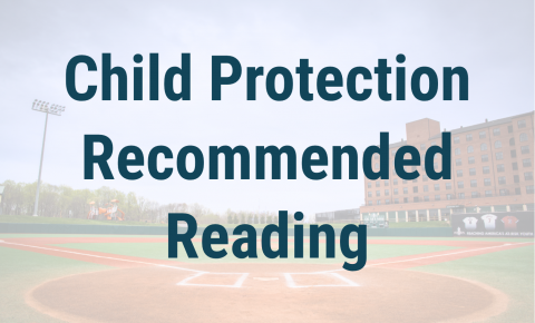 Child Protection Recommended Reading Header