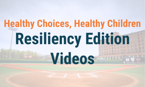 Healthy Choices, Healthy Children - Resiliency Edition Supplemental Videos Header