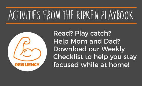 Activity from the Ripken Playbook