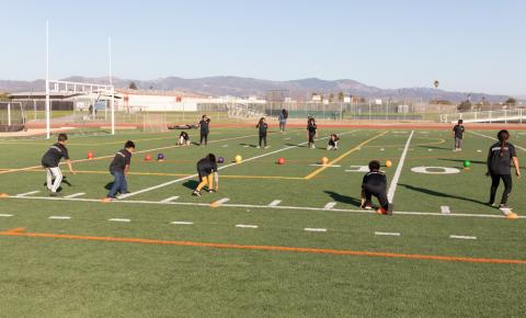 North Salinas High School Youth Clinic