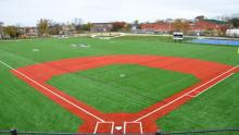 Picture of the field at the Kelly Field at Ravens Park Youth Development Park